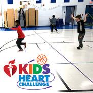 kids heart challenge, pwcs