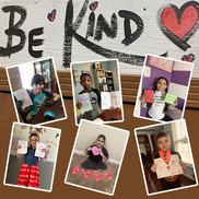 spreading kindness, pwcs