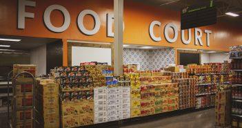 food court, Oh! Market