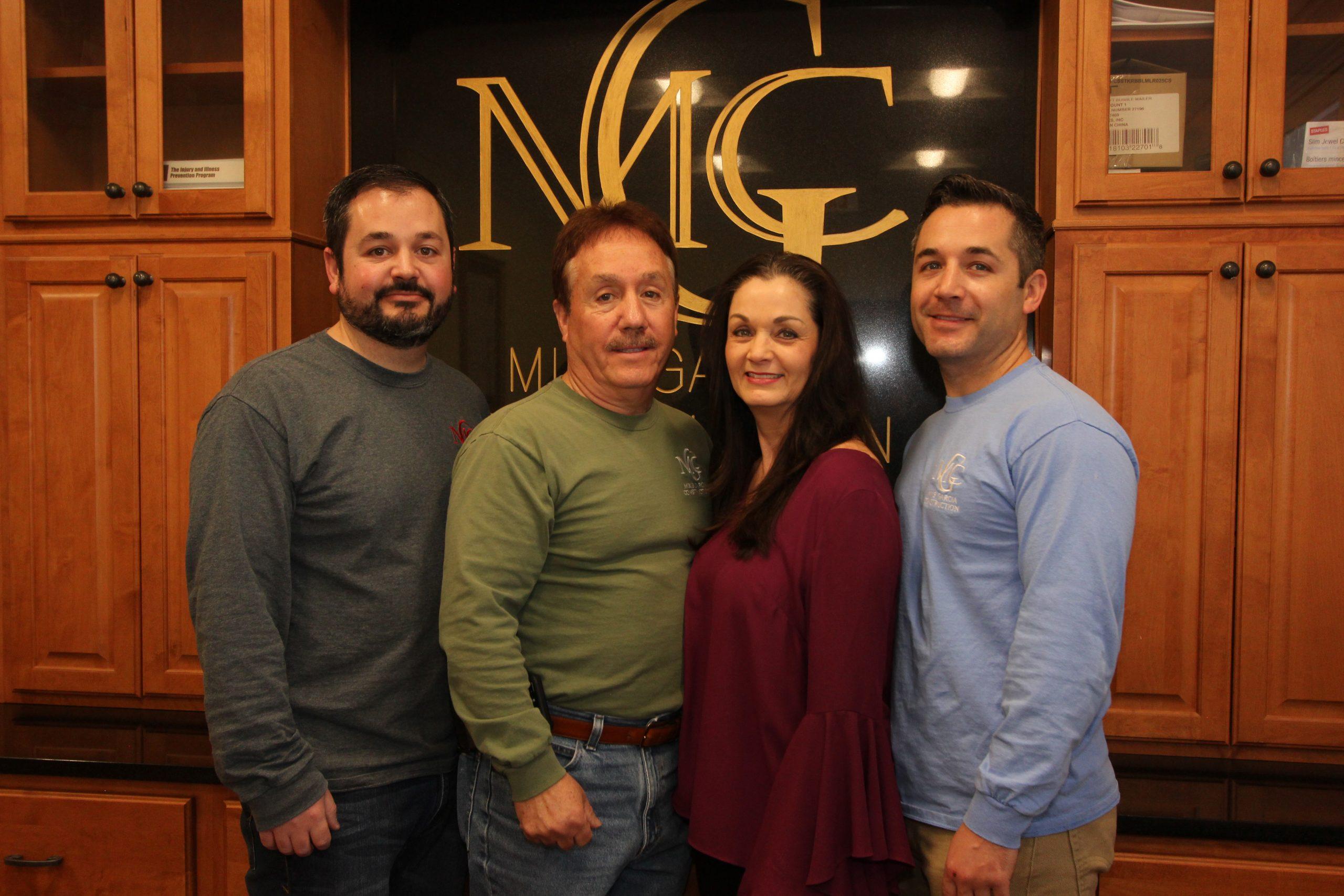 Garcia family, Mike Garcia Construction