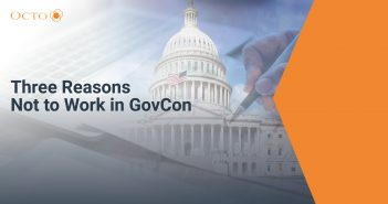 White House, GovCon, Octo Consulting
