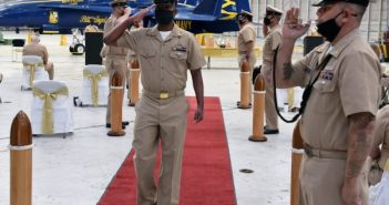 Coe promoted to CPO