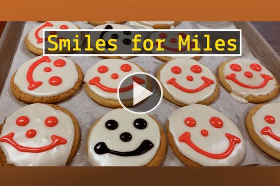 smiles for miles, patriot high school