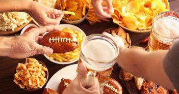 football game snacks