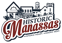 Historic Manassas Inc. logo