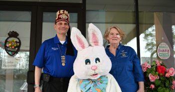 Kena Shriners, Easter
