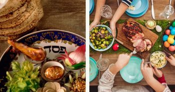 Easter and Passover food