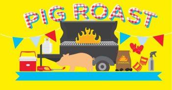 pig roast, USDA