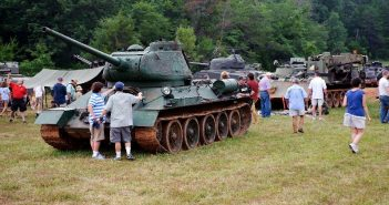 Americans in Wartime Experience, Tank Farm