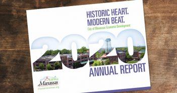 Manassas 2020 annual report