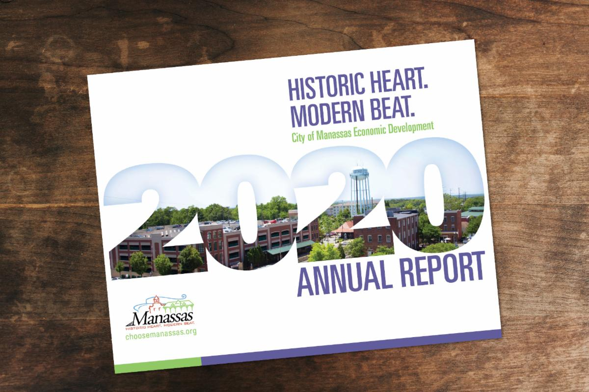 Manassas 2020 annual report