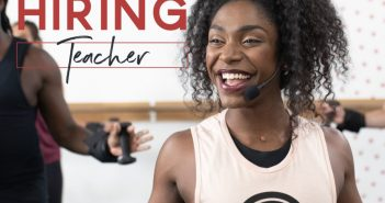 Pure Barre, hiring teachers
