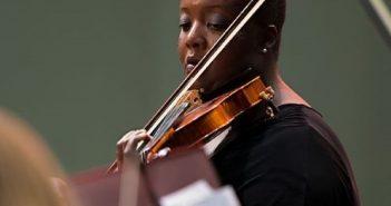 Old Bridge Chamber Orchestra, Sheyna Burt