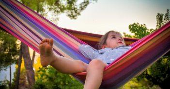 family fun 0721, girl in a hammock