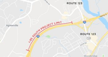 I-95 corridor improvement plan