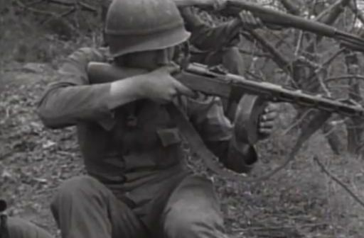 Korean War, Marines