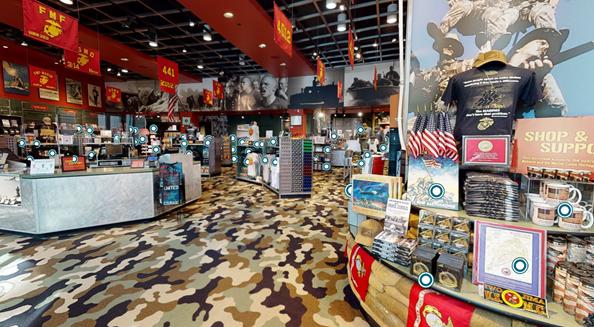 Marine Corps Store