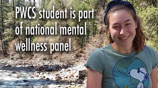 Gabrielle Carter, mental wellness panel