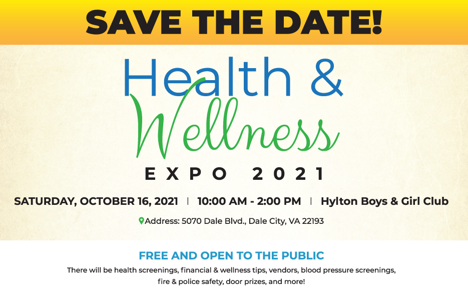Health & Wellness Expo 2021