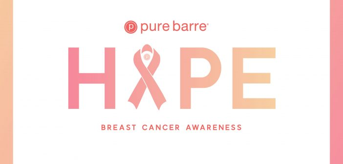 Pure Barre, breast cancer