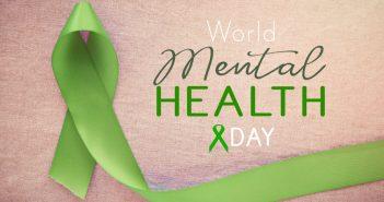 World Mental Health Day Oct. 10